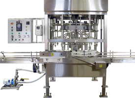 Automatic Rotary Liquid Fillers